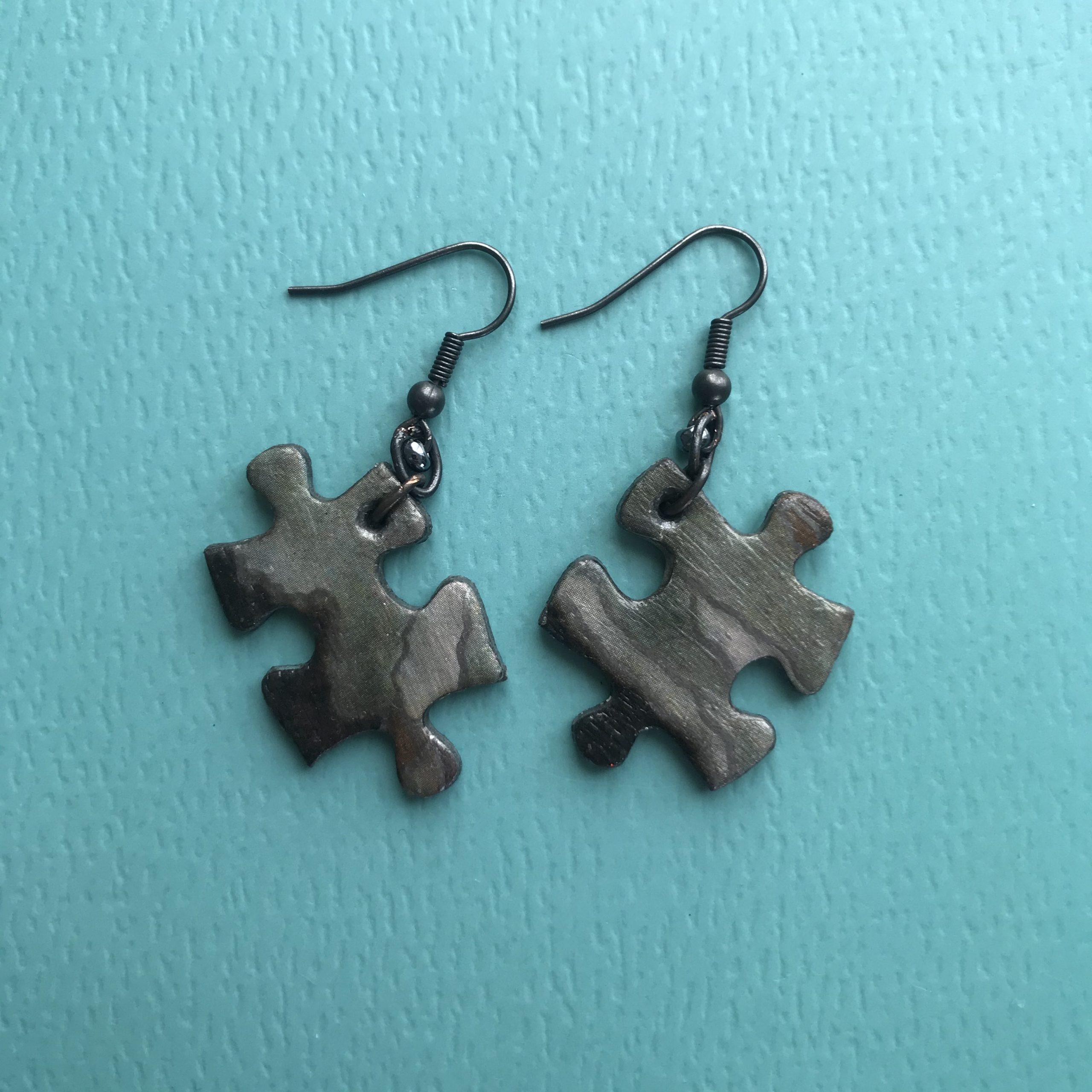 Jigsaw Jewellery Earrings - Ania