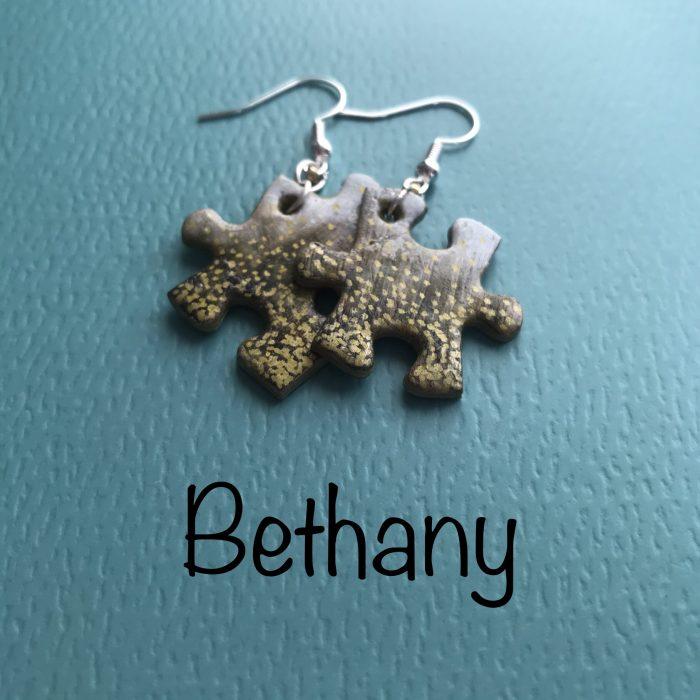 Jigsaw Jewellery Earrings - Bethany