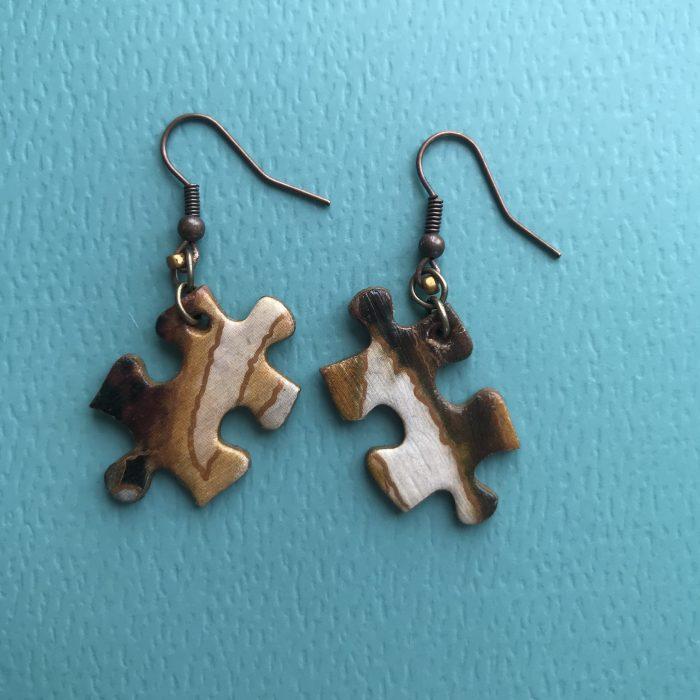 Jigsaw Jewellery Earrings - Emily