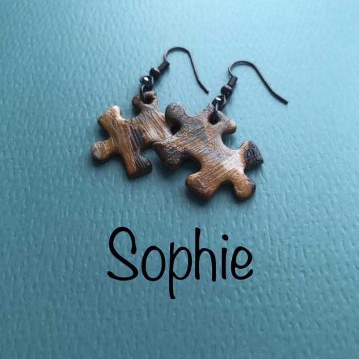 Jigsaw Jewellery Earrings - Sophie
