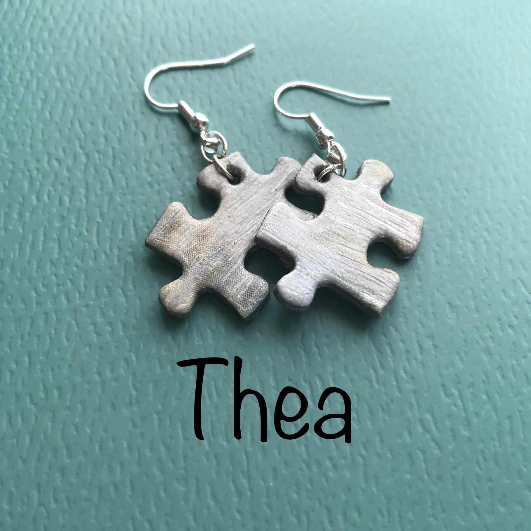 Jigsaw Jewellery Earrings - Thea