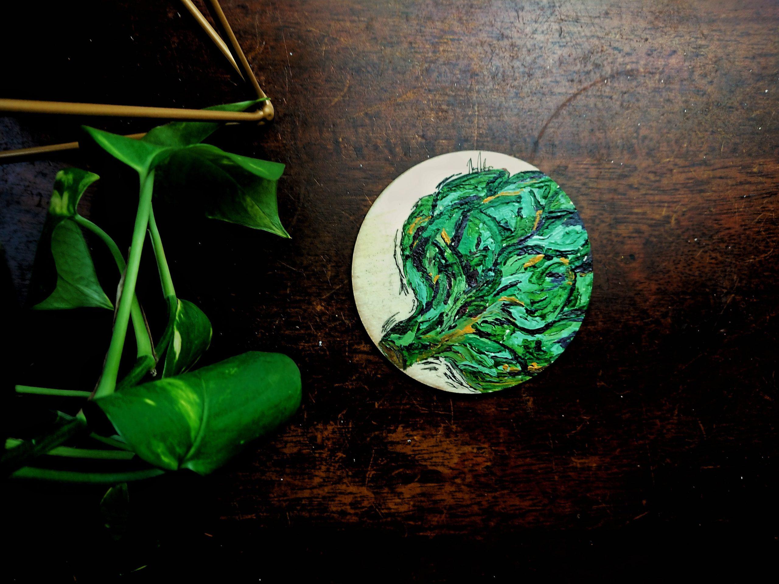 Seasonal Colours Coasters