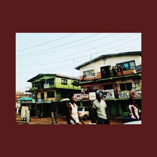 'an evening in nigeria' Print